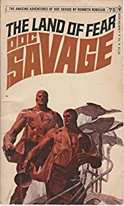 The Land of Fear (Doc Savage) de Kenneth…