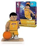 Kyle Kuzma Icon Uniform OYO Sports Toys Los Angeles Lakers Generation 1 G1 Minifigure