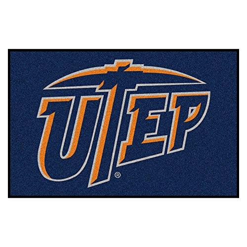 NCAA UTEP Miners Starter Mat Rectangular Area Rug