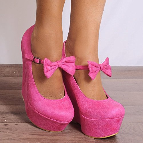 Shoe Closet - Scarpe con plateau donna