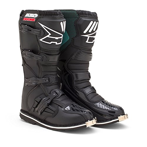 AXO Drone Boots (Black, Size 10.5) by AXO