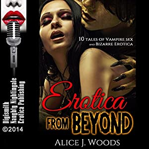 Erotica from Beyond Audiobook