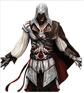 Amazon Com Cosplayerworld Size M Assassin S Creed Iii 3 Connor