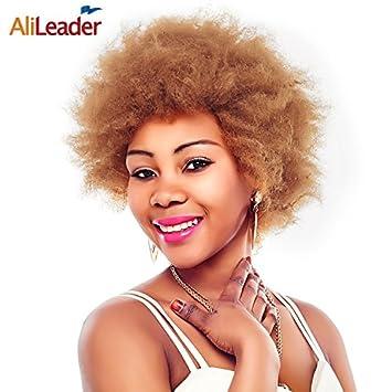 AliLeader 6\' Natural Brown Medium Short