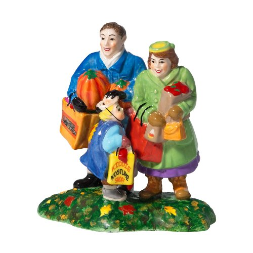 [Dept 56 - Halloween Village - Getting Candy For Halloween by Department 56 - 54716] (Spirt Halloween)