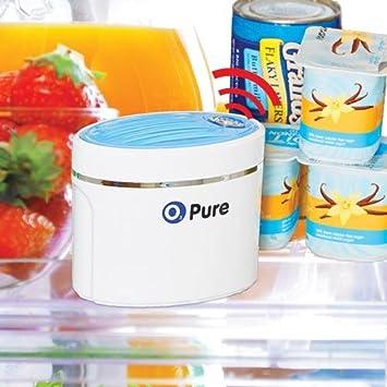 O3 Pure nevera Desodorizador y conservar la comida: Amazon.es ...