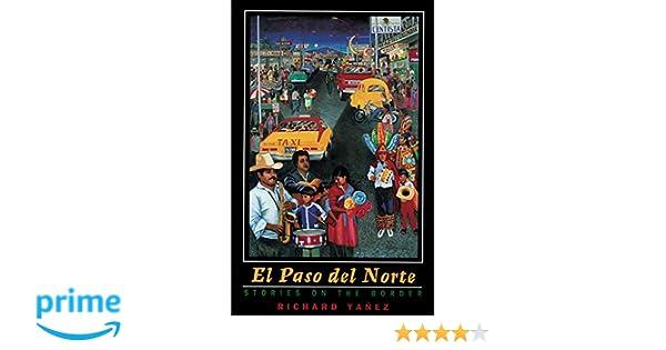 El Paso Del Norte Stories On The Border Western Literature Series