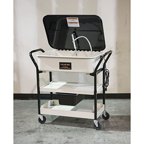 Black Bull PPWASH20 Portable Parts Washer with 20 Gallon Capacity by Black Bull (Image #2)