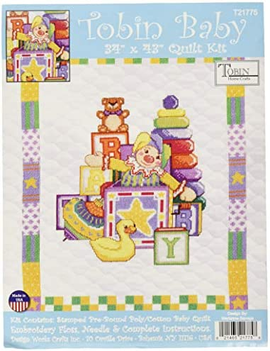 Tobin T21775 Stamped Stitch Kit 34 product image