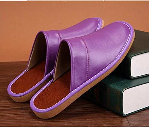 Femme TELLW Chaussons Purple pour Women BwY1Hq
