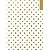 TF PUBLISHING 2016 Polka Dots Simplicity 18 Month Planner