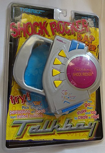 1997 Tiger Electronics, Inc. Tiger Electronics Talkboy Shock Rocker