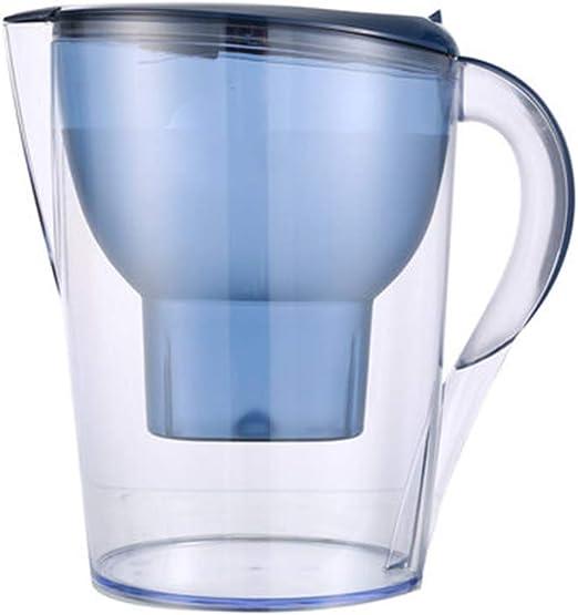 AA-SS Caldera Neta Filtro doméstico purificador de Agua Bebida Recta máquina Filtro de Agua del Grifo 1 Olla 7 Filtro / 28 * 19 * 39 cm: Amazon.es: Hogar