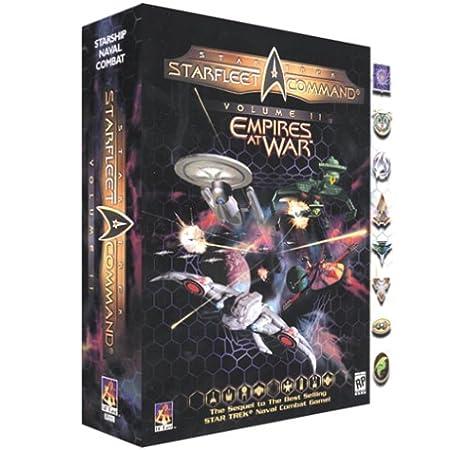 Amazon Com Star Trek Starfleet Command 2 Empires At War Pc Video Games