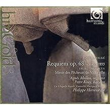 FAURE. Requiem. Chapelle Royale/Herreweghe