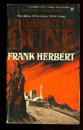 Children of Dune (The Climax of the Dune Trilogy)