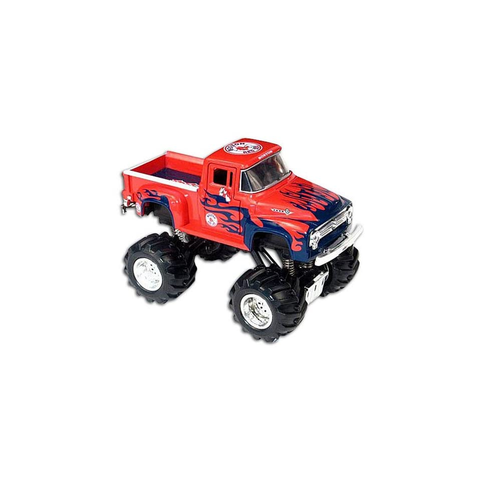 Red Sox Upper Deck 1956 Ford F 100 Monster Truck