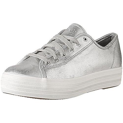 52c6435f1a70d durable service Keds Women Triple Kick Sneaker - holmedalblikk.no
