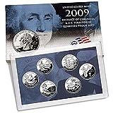 2009 S US Mint Quarters Proof Set PR-01