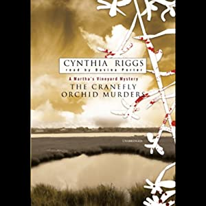The Cranefly Orchid Murders Audiobook