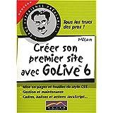 Créer son premier site avec GoLive 6
