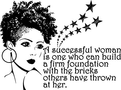 Amazoncom Evelyndavid Black Woman Life Quotes Stylish Princess