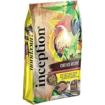 Inception Dry Dog Food Chicken Recipe