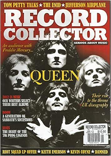 Record Collector Magazine January 2013: Ian McCann: Amazon com: Books