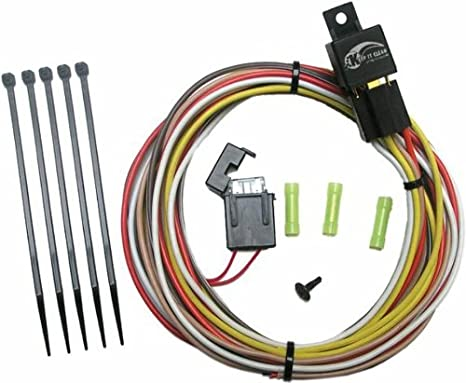 Amazon.com: Keep It Clean 127852 High Beam Headlight Relay Kit for