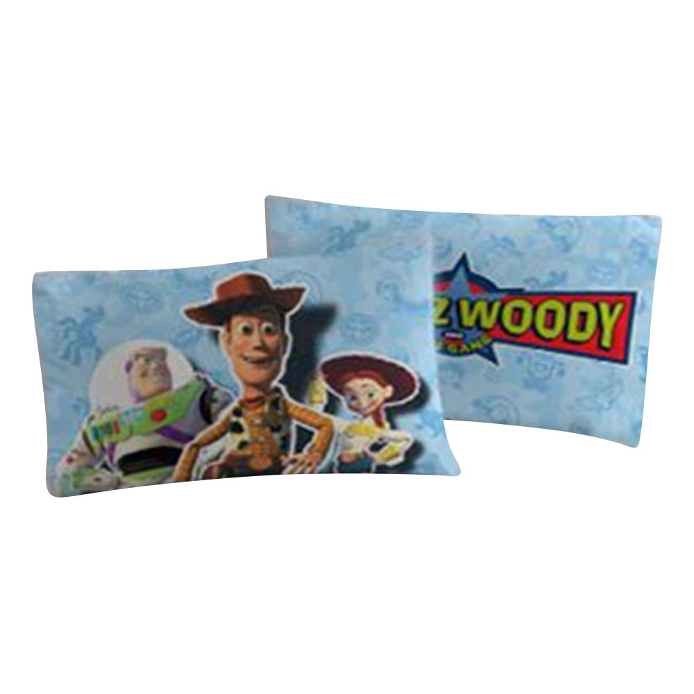 Toy Story Kids Pillowcase Standard Size - 20 x 30 Inch [1 Piece Pillowcase Only]