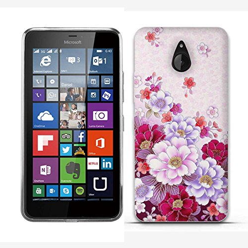 TPU Thin Clear Case for Nokia Lumia 640XL (Clear) - 6