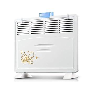 MSNDIAN Calentador de convección Calentador Calentador Calentador baño hogar Ahorro de energía Ventilador eléctrico Estufa para Asar Calentador de Ahorro de ...