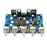LM4610 NE5532 Preamplifier tone board