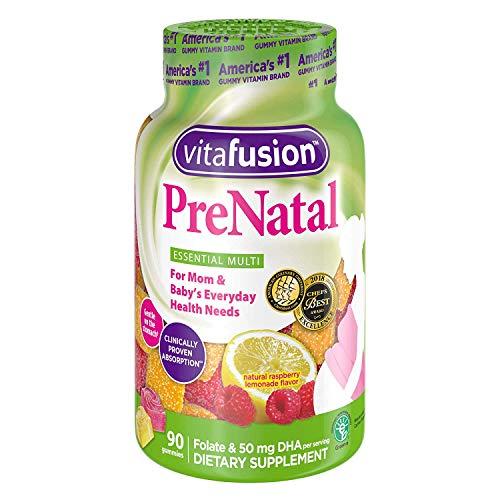 13. Vitafusion – PreNatal