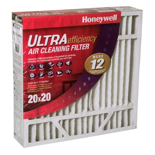 Honeywell CF200A1024 4 Inch Efficiency Cleaner