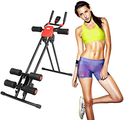 Turefans AB Trainer,Bauchmuskeltrainer klappbar ,Bauchtrainer, Maximale Belastung 150 kg
