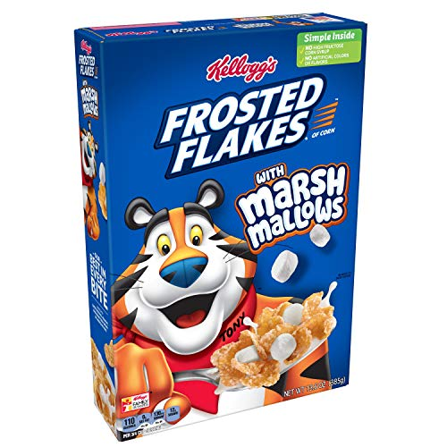Frosted Flakes Cereals, Marshmallow, 16 Count by Kellogg's (Image #6)