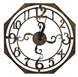 Cooper Classics Ruhard Wall Clock Review