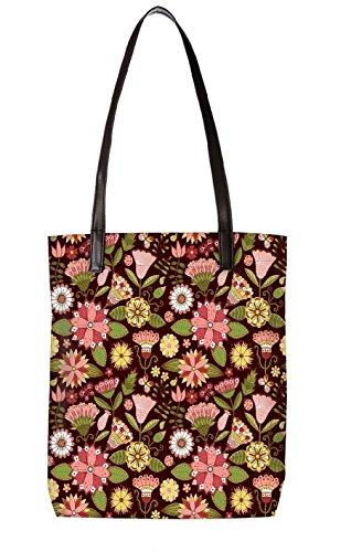 Snoogg Strandtasche, mehrfarbig (mehrfarbig) - LTR-BL-3737-ToteBag