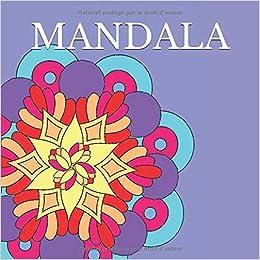Coloriage Adulte Spirale.Mandala Livre De Coloriage Adultes Anti Stress Cahier De Coloriage