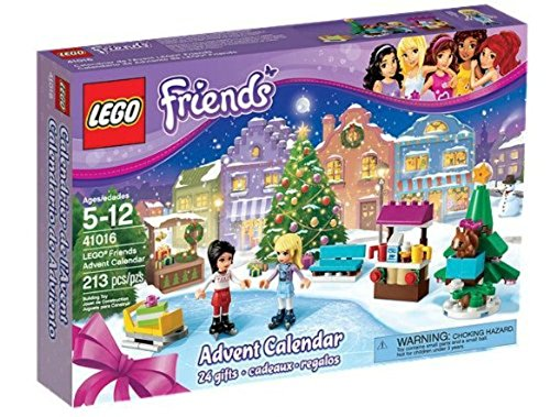 Lego Friends 41016 Advent Calendar  Discontinued By Manufacturer