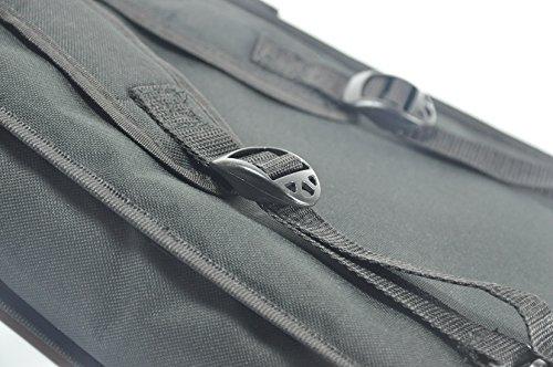Tosnail Mini Strat Gig Bag - 10mm Padding & Shoulder Strap - Black by Tosnail (Image #3)
