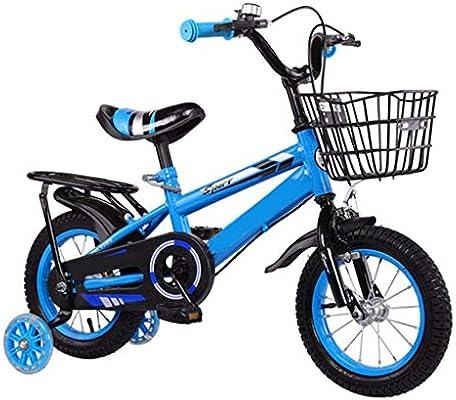NOBRAND Niños de Bicicletas Niños Niñas Freestyle Bicicletas 12/14 ...