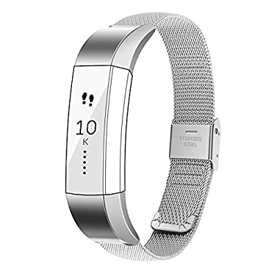 for Fitbit Alta Bands,CreateGreat Replacement Accessory Bracelet Band for Fitbit Alta/Fitbit Alta Band/Alta Bands