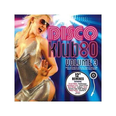 Disco Klub.80 vol. 3 [CD] (Xenon Race)