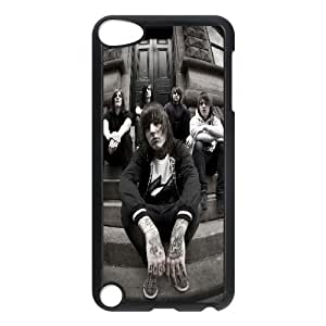 DIY Hard Cell Phone Case for Ipod Touch 5 Cover Case - Bring Me The Horizon HX-MI-101565