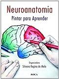 capa de Neuroanatomia: Pintar Para Aprender
