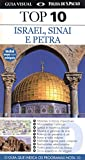 capa de Israel, Sinai e Petra. Guia Top 10