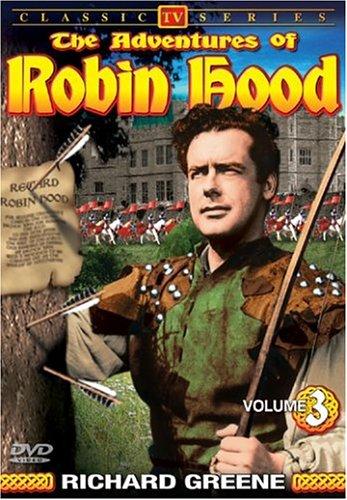 Adventures of Robin Hood, Volume 3 -