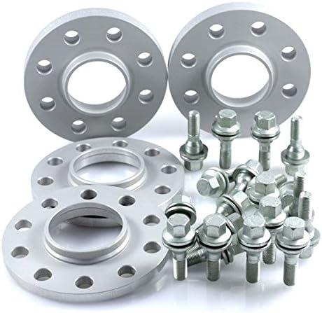 VA 20 mm//HA 30 mm Radschrauben TuningHeads//H/&R .0443435.DK.2035650-3035650.RCZ-TYP-4J Spurverbreiterung